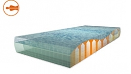 geltex slaaptijd Eindhoven matras 3