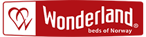 wonderland bed logo